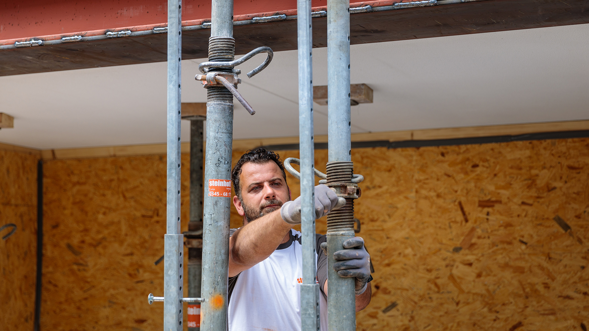 Steinhoff -  Buitenmuur verwijderen - In praktijk